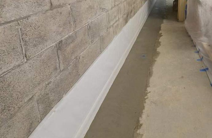 Residential Basement Waterproofing